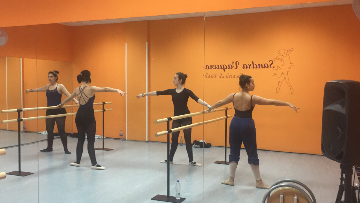 Fotografía de baile de Ballet Adultos  publicada en su perfil mydance