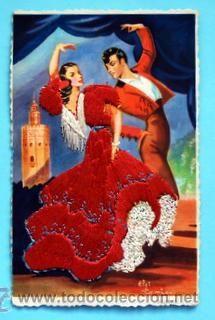 Fotografía de baile de SEVILLANAS publicada en su perfil mydance