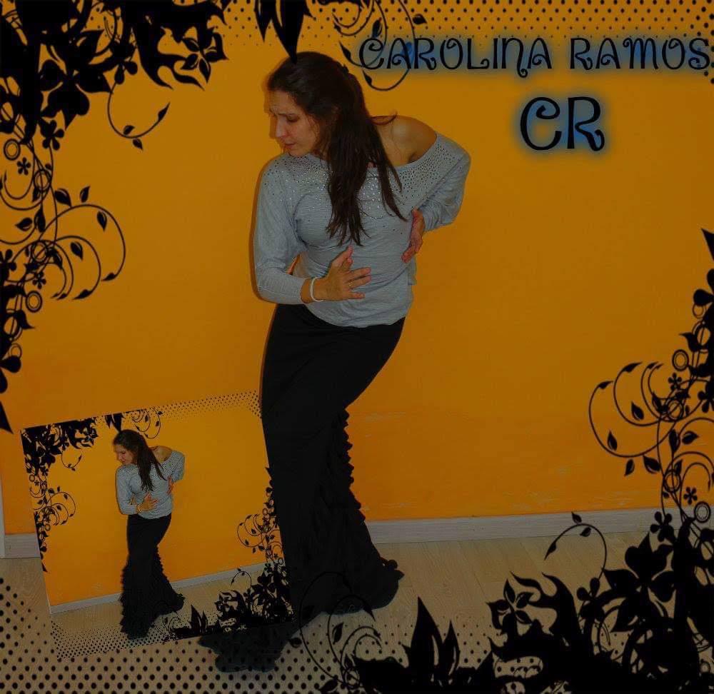 Fotografía de baile de Carolina Ramos publicada en su perfil mydance
