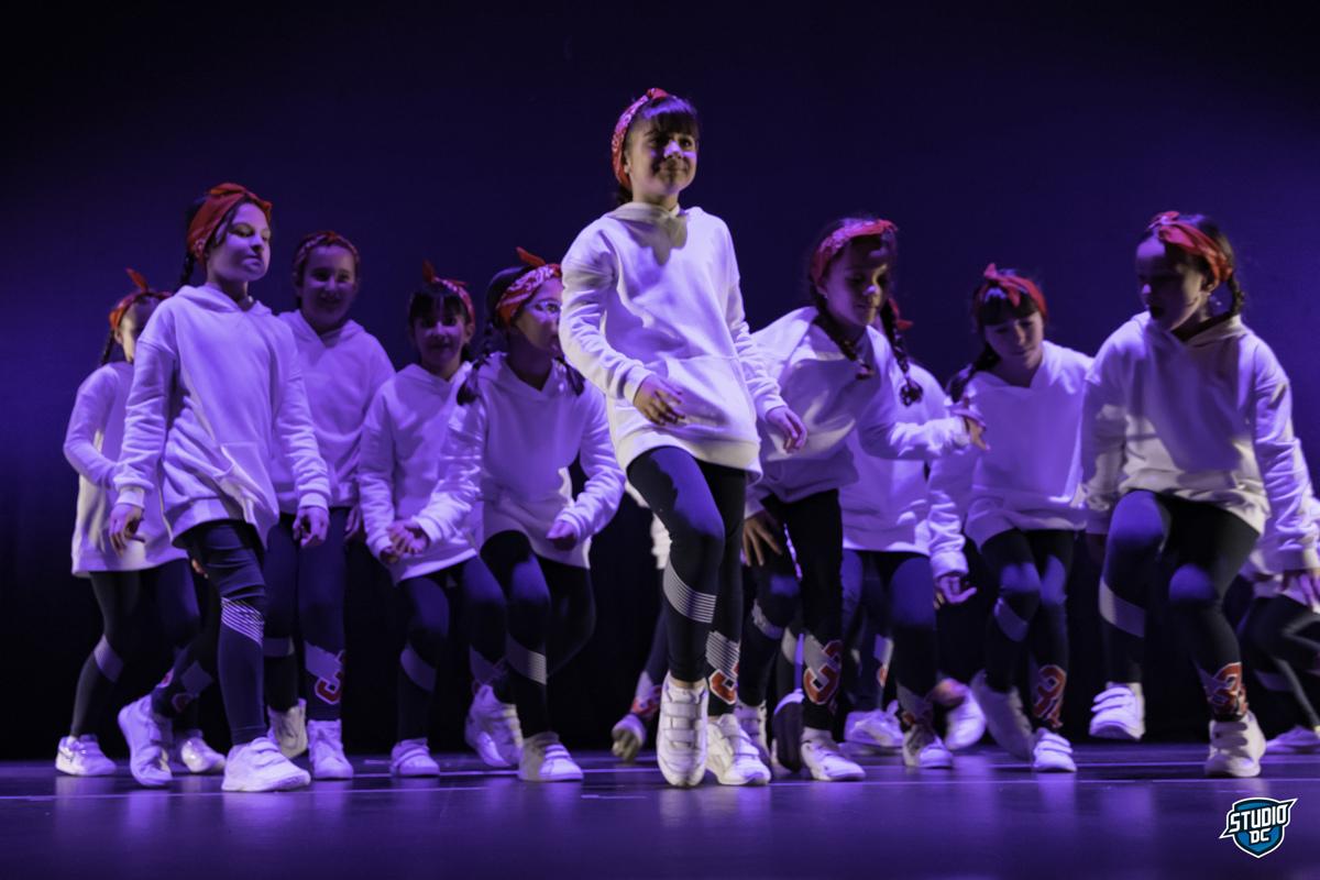 Fotografía de baile de STUDIO DC publicada en su perfil mydance