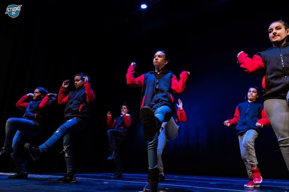 Fotografía de baile de Un Paso a Cuba publicada en su perfil mydance